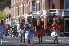 Cowboy Days parade royalty free stock image