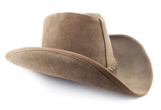 Cowboy de Brown image stock