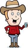 Cowboy Drink Stock Photos