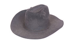 Cowboy felt hat Royalty Free Stock Images