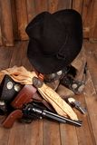 Cowboy Gear Stock Photo