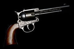Cowboy gun Royalty Free Stock Image