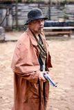 Cowboy Gunfighters Stock Photos