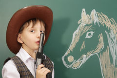 Cowboy Stock Photos