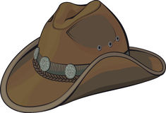 Cowboy Hat Stock Photography