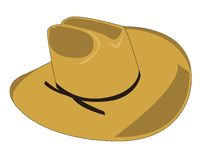 Cowboy hat Stock Images
