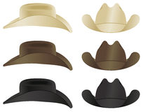 Cowboy hat Stock Photos