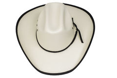 Cowboy Hat Isolated Fotografie Stock