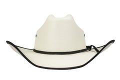 Cowboy Hat Isolated Fotografia Stock Libera da Diritti
