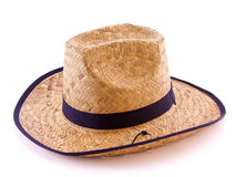 Cowboy hat isolated Royalty Free Stock Images