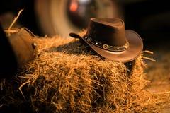 Cowboy Hat Western Wear arkivfoton