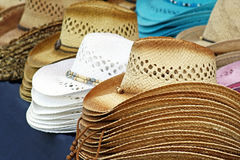 Cowboy Hats For Sale Stock Images