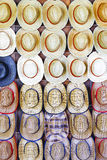 Cowboy hats Royalty Free Stock Images