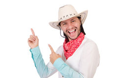 Cowboy Royalty Free Stock Photos