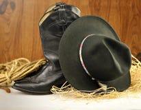 Cowboy items Stock Photo