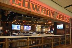 Cowboy Jacks restaurant at Mall of America in Bloomington, Minnesota. USA Stock Photos