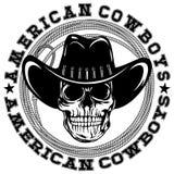 Cowboy lasso var 4 Stock Photography