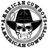 Cowboy lasso var 5 Royalty Free Stock Photo