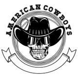Cowboy lasso var 7 Royalty Free Stock Image
