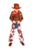 Cowboy Royalty Free Stock Photo