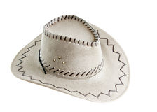 Cowboy male hat Stock Images