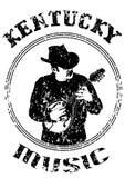 Cowboy with mandolin four Stock Photo