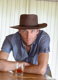 Cowboy men Royalty Free Stock Images
