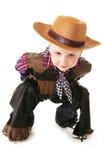 cowboy peu Image stock