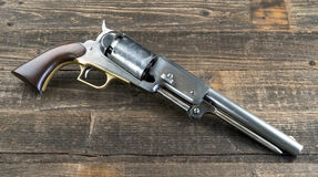 ! 847 cowboy Pistol Fotografie Stock Libere da Diritti