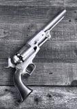 ! 847 cowboy Pistol Royalty-vrije Stock Foto's