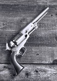 !847 Cowboy Pistol. Royalty Free Stock Photos
