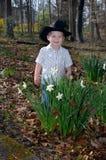 Cowboy Proud Stock Image