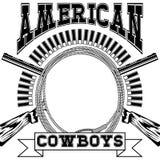 Cowboy rifles var 14 Royalty Free Stock Photos