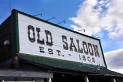 Cowboy Saloon Royalty Free Stock Image