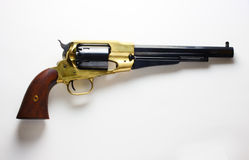 Cowboy Six Shooter Royalty Free Stock Photo