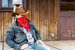 Cowboy spirit Royalty Free Stock Images