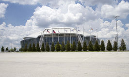 Cowboy stadium Royalty Free Stock Photos