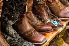 Cowboy Store stock photos