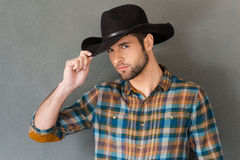 Cowboy style. Stock Images