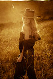 Cowboy style Royalty Free Stock Photography
