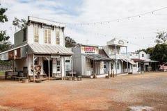 Cowboy Village. Stock Photo