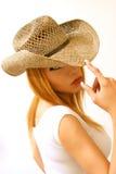 Cowboygirl 2 Image stock