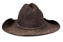 CowboyHat1 Stock Photography