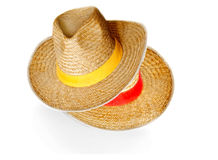 Cowboyhoeden royalty-vrije stock afbeelding