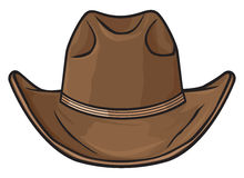 Cowboyhut stock abbildung