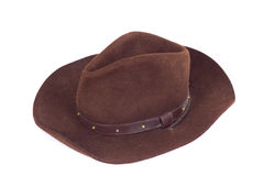 Cowboyhut Lizenzfreie Stockfotos