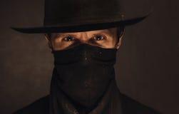 Cowboymann lizenzfreie stockbilder