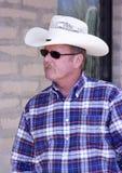 Cowboyportrait Lizenzfreie Stockfotos