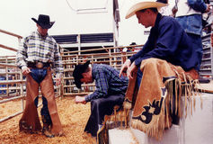 Cowboys Stock Image