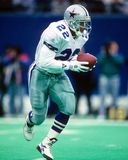 Cowboys de Emmitt Smith Dallas imagem de stock